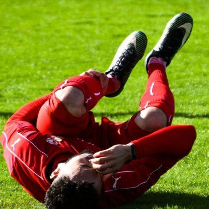 overuse injuries in the athlete