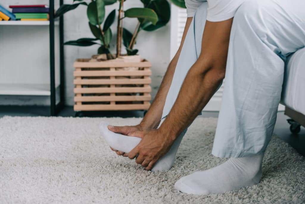 what is foot pain?